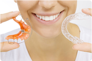 retainers with braces